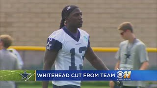Cowboys Cut Lucky Whitehead Over Shoplifting Charge