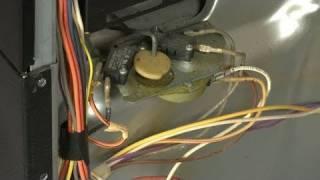 Kenmore Oven Won't Self-Clean? Door Lock Motor #W10107830