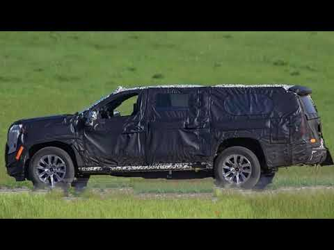 WOOW 2020 Chevy Suburban Spy Shots Reveal A Shocking Suspension Situation