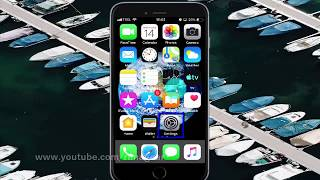 How to set Fetch new data Automatically on iPhone 6