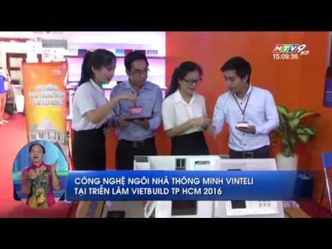 Vinteli Home tham gia hội chợ Vietbuild 2016