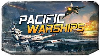 САМЫЕ КРУТЫЕ МОРСКИЕ БОИ ● Pacific Warships: Epic Battle