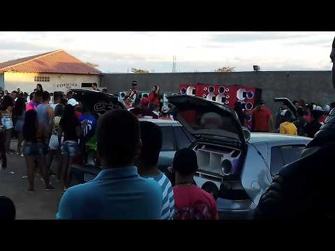 Encontro de som em Aracatu-Ba