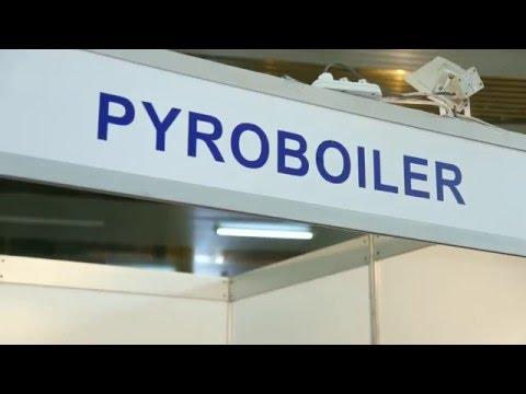 Build Tech 2015 Компания Pyroboiler