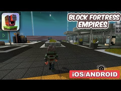 Block Fortress: Empires Android / iOS Gameplay