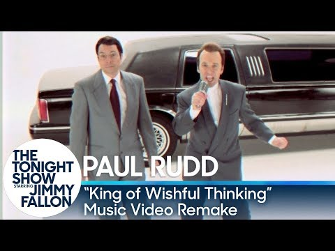 Download Jimmy Fallon and Paul Rudd Recreate