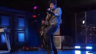 Adam Lambert - If I Had You live  AOL Sessions