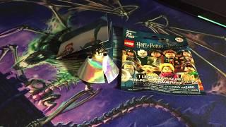Lego Harry Potter - Минифигурка Гарри в Плаще-Неведимке (обзор)
