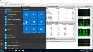 Performance Tuning bei Windows Server 2016