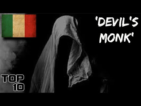 Top 10 Scary Italian Urban Legends - Part 2