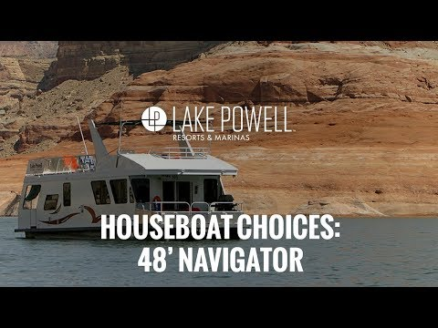 48' Navigator Class Houseboat