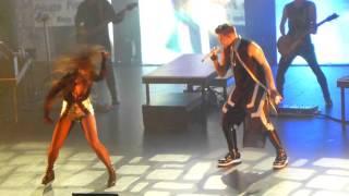 Adam Lambert - Lucy - Sydney 2, 31 Jan 2016