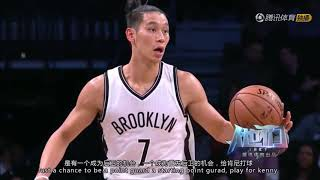 "Tencent 2016-17 season players documentary ""They""- Jeremy Lin: Come back to New York"