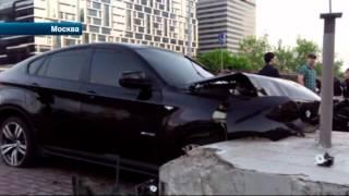 В Москве водитель БМВ, который насмерть сбил мотоциклиста признал свою вину