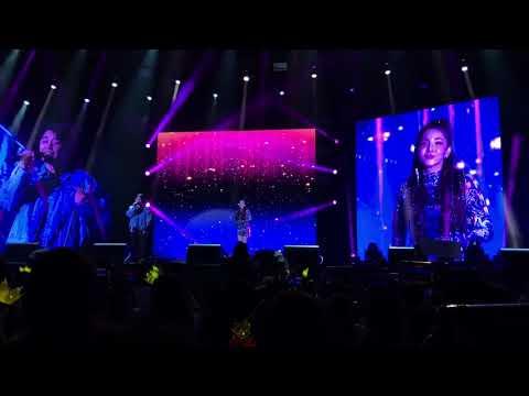 The Great Seungri Tour - Manila (Dara, Anne Curtis and Ryan Bang) Seungri singing Dahil Sayo