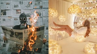 16 Amazing Creative Shoot Props/Portrait Ideas. (Easy Photography Ideas) 📷