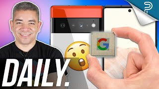 Google Hints Pixel 6 Event, Galaxy Z Fold 3 Teaser & more!