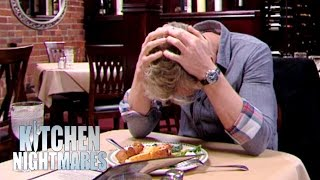 'Pinwheel Salmon' Causes Another Gordon Ramsay Meltdown - Kitchen Nightmares
