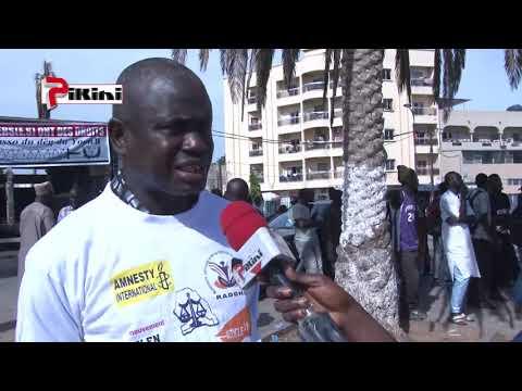 Marche : Seydi Gassama souligne les failles de notre système judiciaire