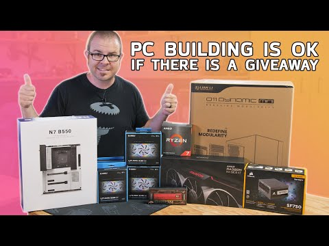 Building a Water Cooled Gaming PC in 2021 (Part 1)