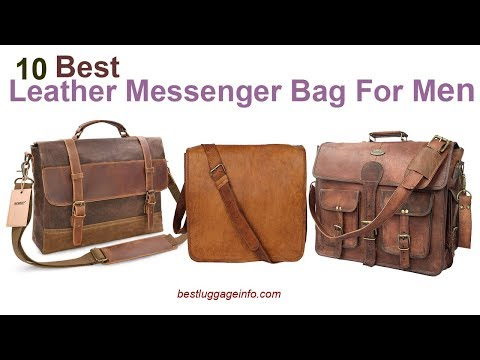 9a251090e656 Best Leather Messenger Bag For Men