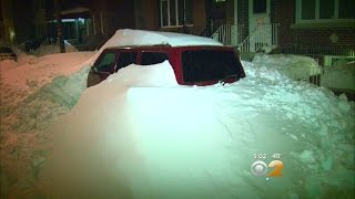Queens Blizzard Cleanup