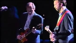 Eric Clapton & Mark KnopflerI   I Shot The Sheriff (Tokyo, 1988)