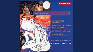 Little Suite No. 3, Op. 142, A Manx Suite: III. Allegretto