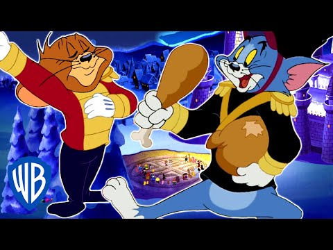 Download Tom & Jerry   The Christmas Ballet Tale   WB Kids HD Mp4 3GP Video and MP3
