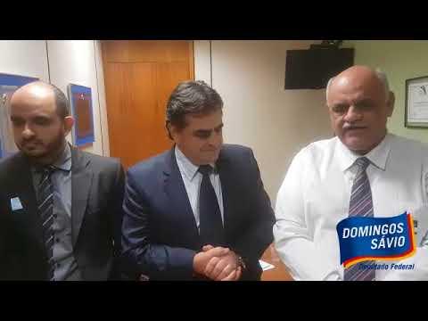 Domingos Sávio destina cerca de R$ 1 milhão para investimentos em Abaeté
