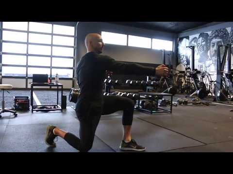 Half Kneeling 1 Arm Thorax Cable Row Coaching and Cues