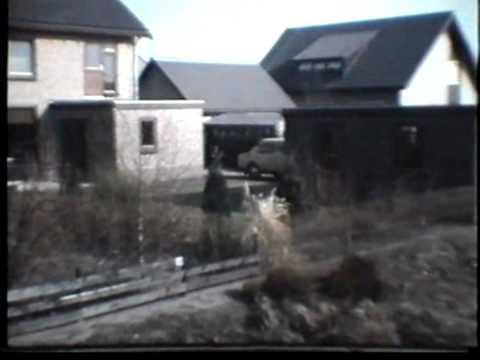 Acacialaan in Langenboom in 1979