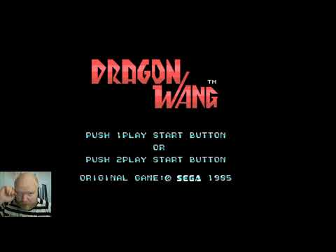 Dragon Wang [SG-1000]: Took a Dagger to the Knee