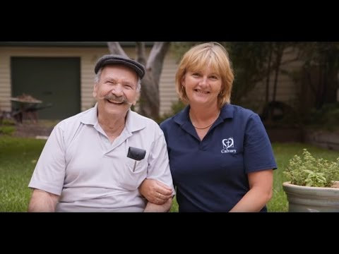 Choose Calvary – the leading provider of Home Care Packages