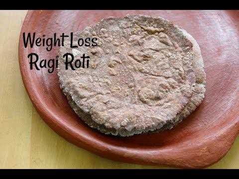 Ragi Chapathi – Ragi Roti Recipe – How To Make Soft Ragi Roti For Weight Loss – Millet Recipes