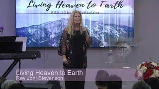 Living Heaven to Earth