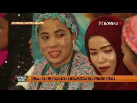 Video Pakaian Khusus Jemaah Haji sebelum Pulang