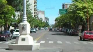 preview picture of video 'BAHIA BLANCA - TEATRO MUNICIPAL y AVENIDA ALEM (ARGENTINA)'