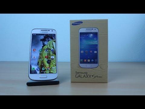 Samsung Galaxy S4 Mini Unboxing  - Das beste Smartphone unter ca. 200€ !?