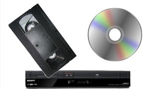 3 Ways To Convert VHS Tapes Into DVDs