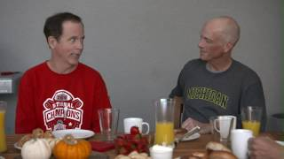 Michigan vs. Ohio State Alum - Sports Lite Interview
