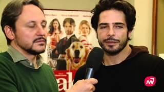 preview picture of video 'Marco Bocci presenta Italo al Concordia di Marsciano'