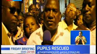 Sixty two pupils rescued from deplorable condition in Nairobi