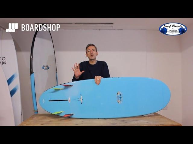 Takayama Scorpion II Surfboard Review
