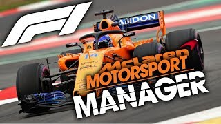 🏎️ SZEZONNYITÓ   5. Szezon   McLaren - MOTORSPORT MANAGER #54
