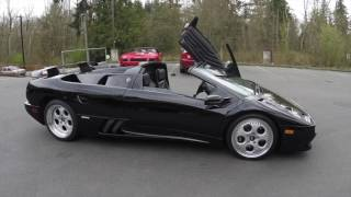 1999 Lamborghini Diablo Roadster VT For Sale