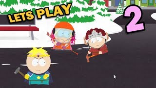 ч.02 - Сидения в кинотеатре (нычка) - South Park The Stick of Truth
