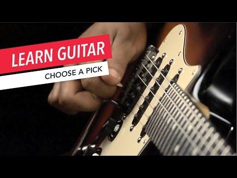 Beginner Guitar Lessons: Picking Technique | Guitar | Lesson | Beginner