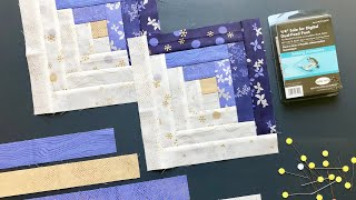 Tips For Sewing Log Cabin Blocks