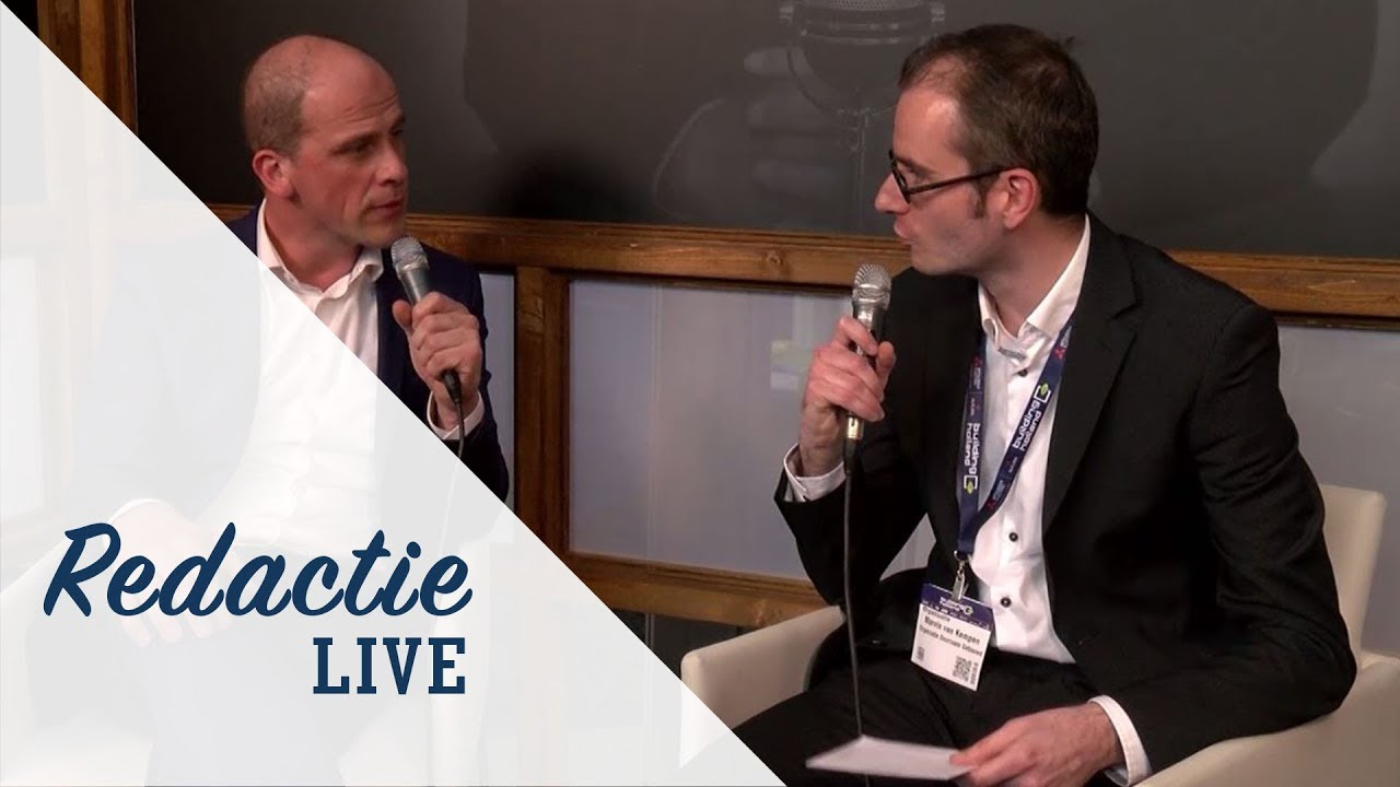 Video: On Stage LIVE – Diederik Samsom
